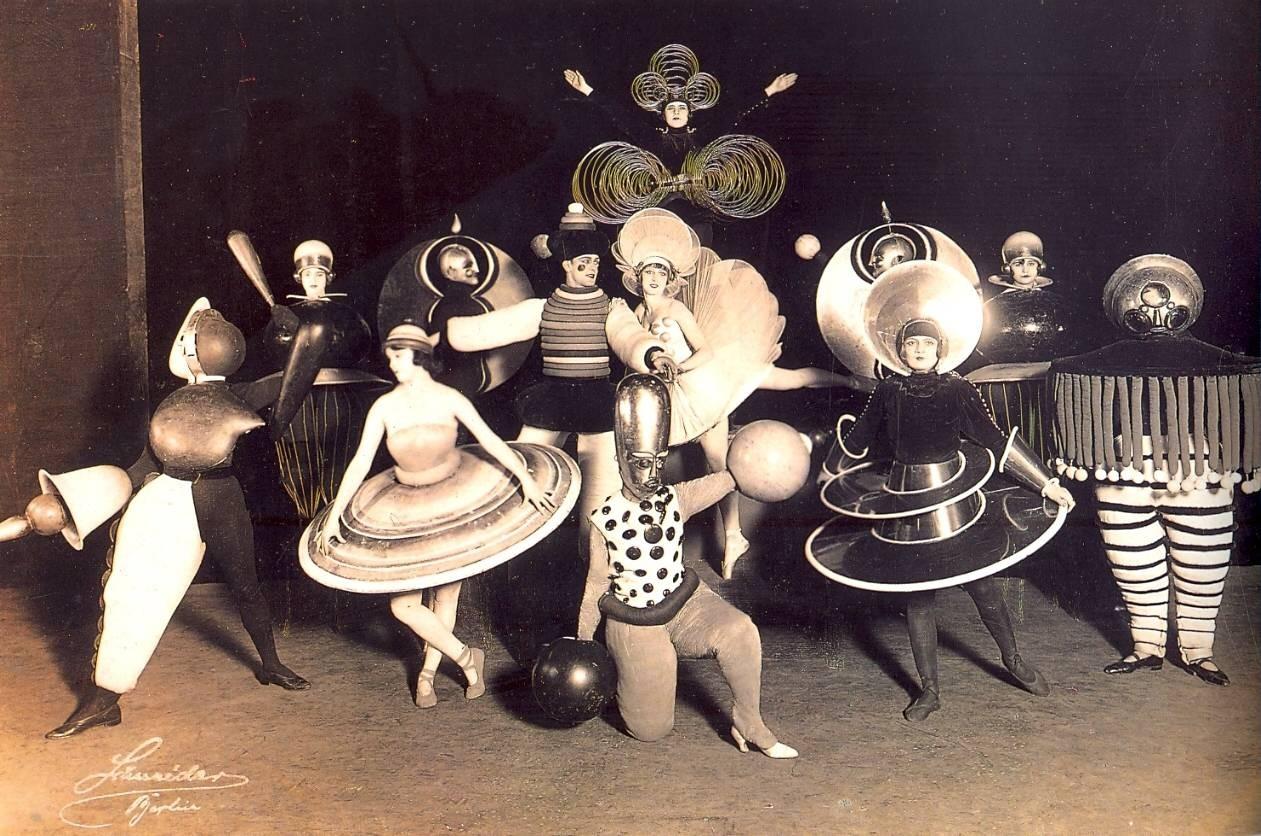 disfraces de carnaval para de la bauhaus fuente de la