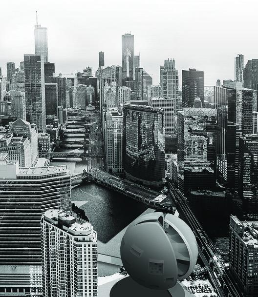 Ganador / Aras Burak Sen. Imagen cortesía de Chicago Architectural Club
