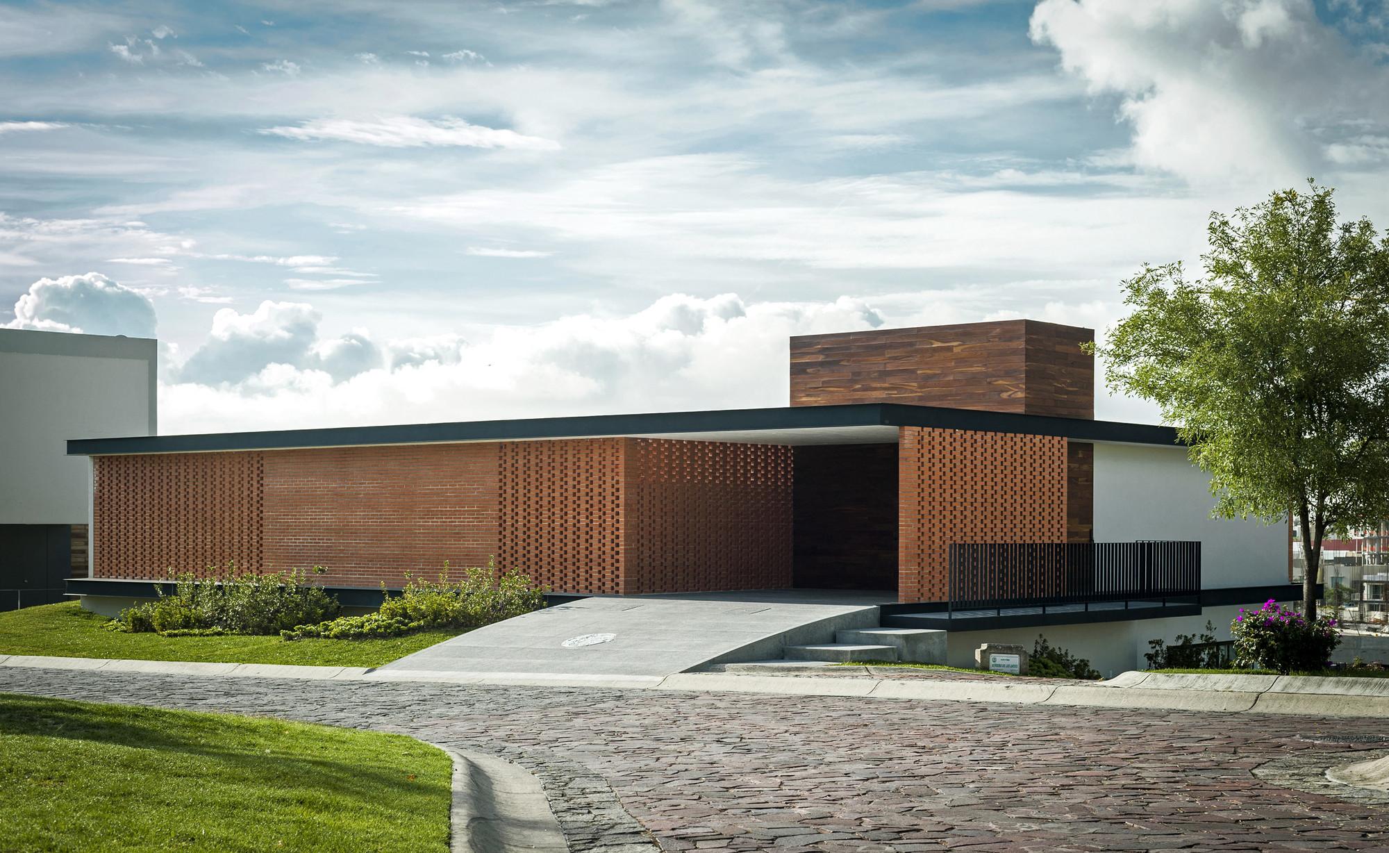 Galeria de casa ro alexanderson arquitectos 8 for Arquitectos para casas