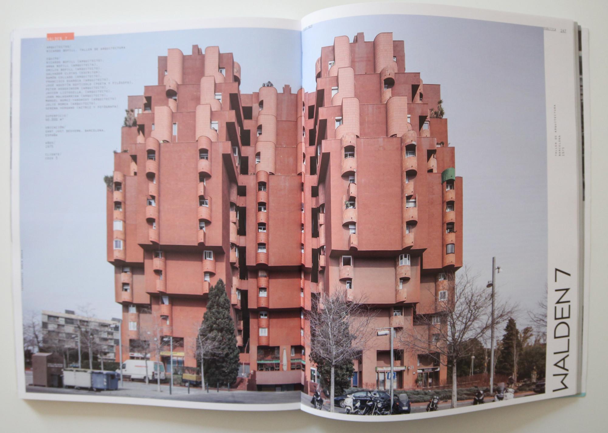 Walden 7, Barcelona, España.