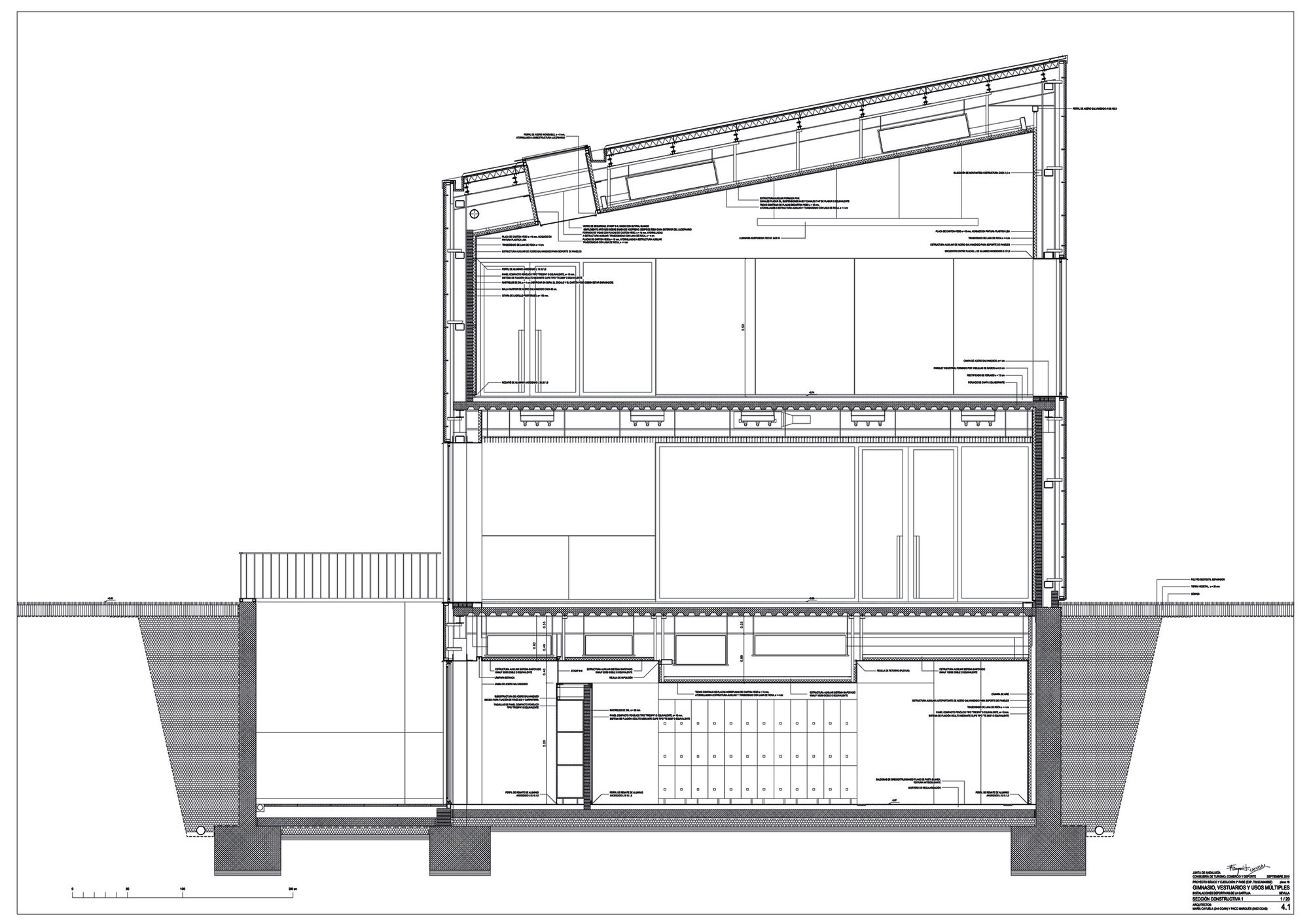 Detail Section 1