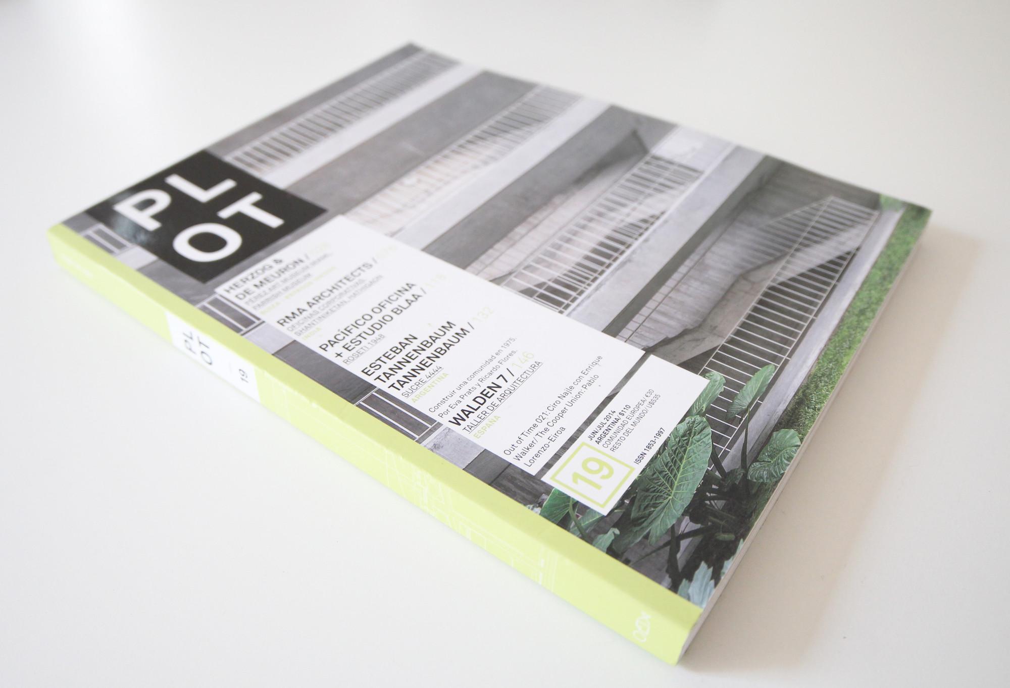 Revista Plot #19