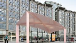 Bus Station Canopies / MAXWAN architects + urbanists