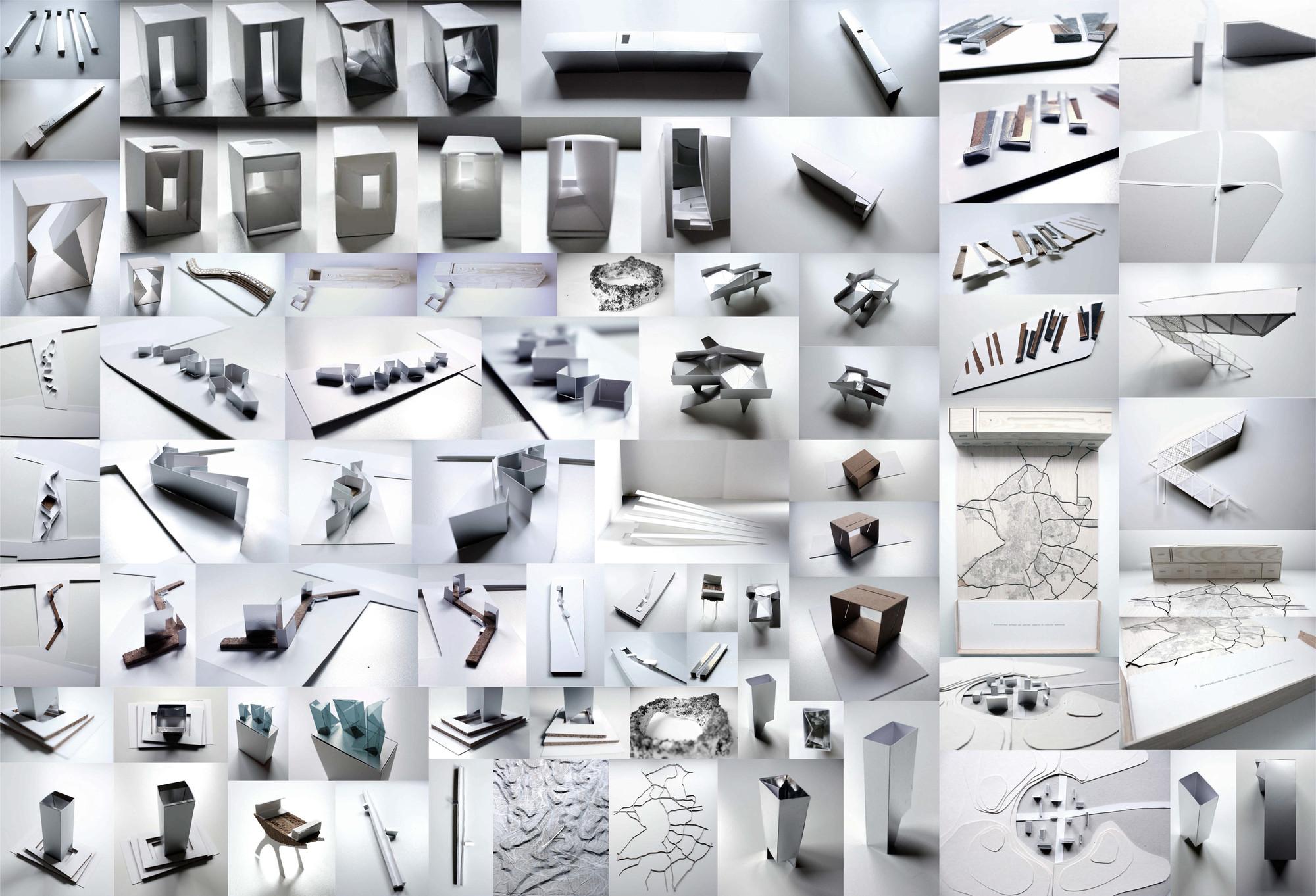 Laboratorio de maquetas. Image Cortesia de Lucía Barrantes Egaña