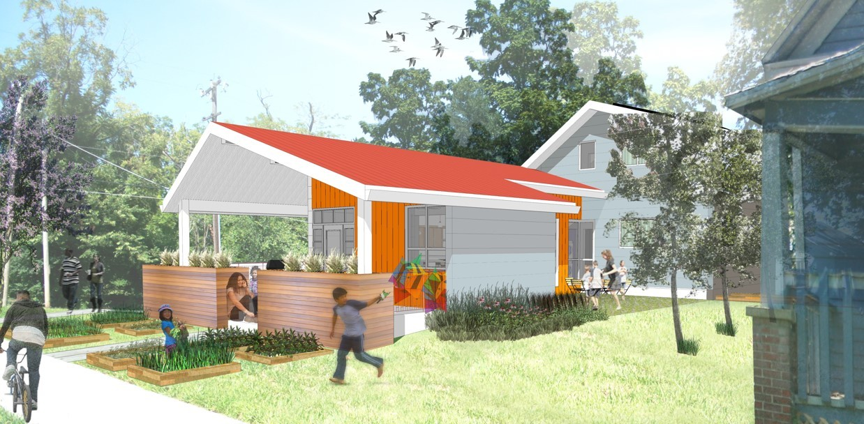 Make It Right Releases Six Single-Family House Designs For Manheim
