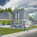 Home design by El Dorado Inc.. Image Courtesy of Make It Right