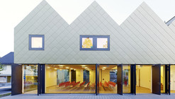 St. Gallus Community Centre / netzwerkarchitekten