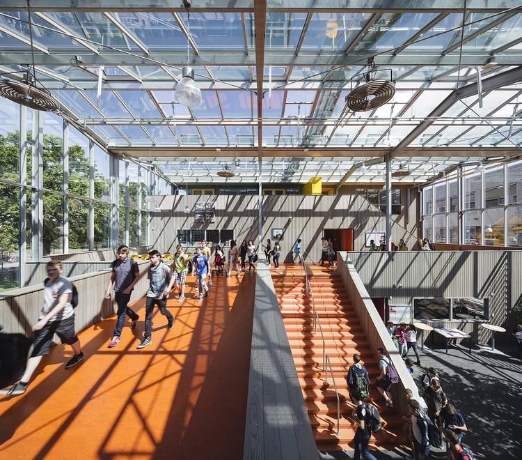 Beatrix College Tilburg / Architecten|en|en, © BASEPHOTOGRAPHY