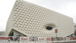 A Preview of Diller Scofidio + Renfro's Broad Museum, Courtesy of Instagram