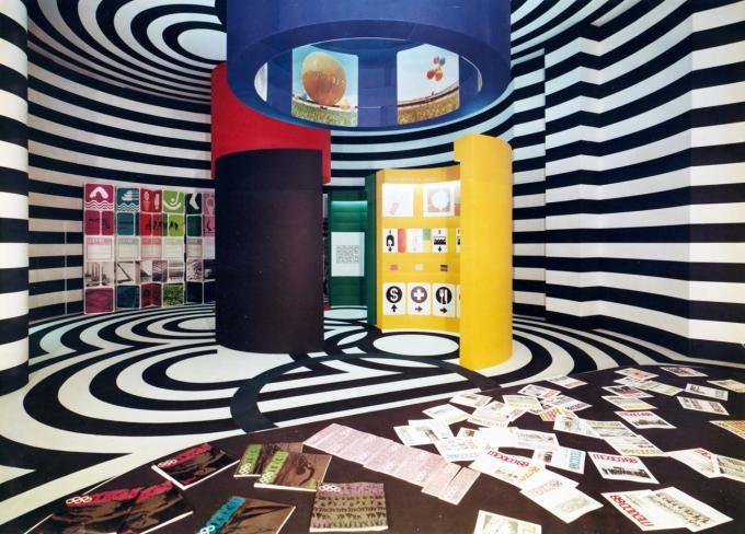 Pabellón de México Triennale di Milano, Eduardo Terrazas . Image Cortesía Archivo Eduardo Terrazas