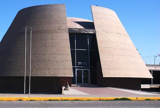 Museo de Ciudad Juárez, Pedro Ramirez Vazquez. Image Cortesía de Alto Nivel
