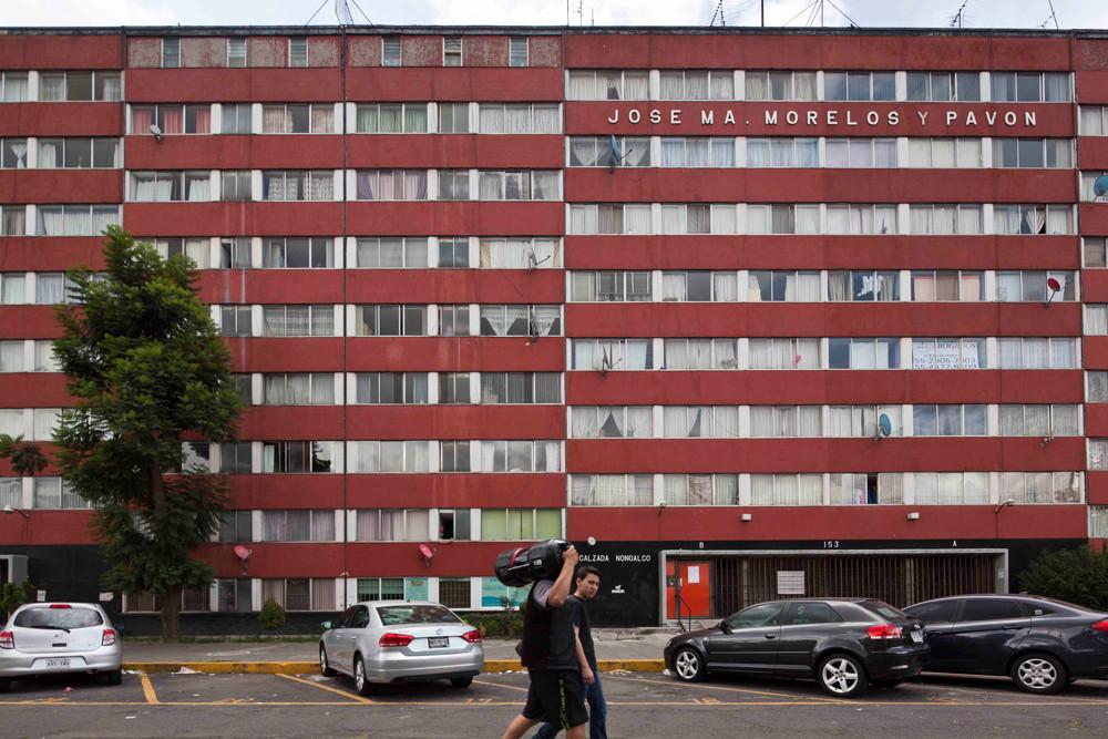 Nonoalco - Tlatelolco, Mario Pani . Image © Onnis Luque
