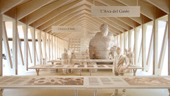 Milan Expo 2015: Herzog & de Meuron Designs Slow Food Pavilion for Carlo Petrini