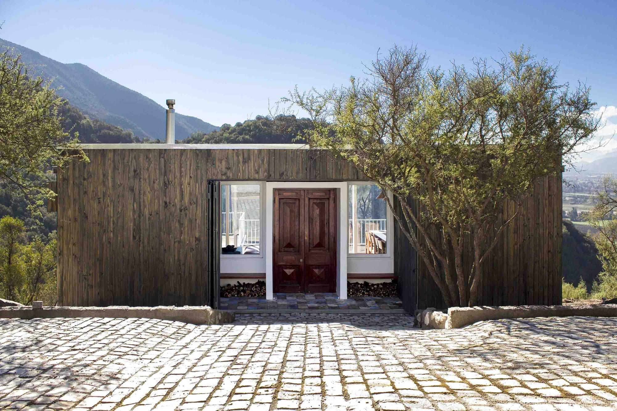 Casa Águila Sur / Claudio Rojas, © Ximena Fuentealba + Jacqueline Staforelli
