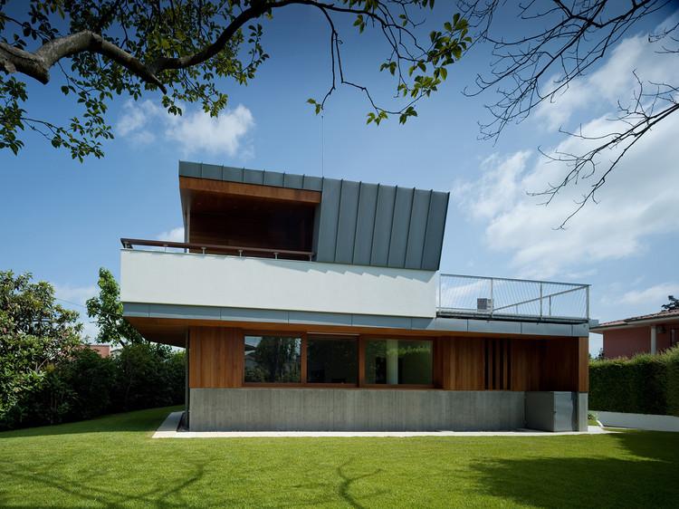 Casa AM  / Giampaolo Mazzon, © Francesco Castagna