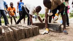 """Reconstrucción de viviendas sobre sus propias ruinas: """"Reclaiming Heritage"""" en Haití"""