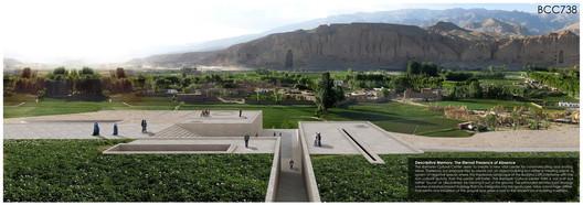 Propuesta ganadora. Image Cortesia de UNESCO