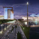 "Shipyards ""Stay"" quadrant. Image Courtesy of Populous"
