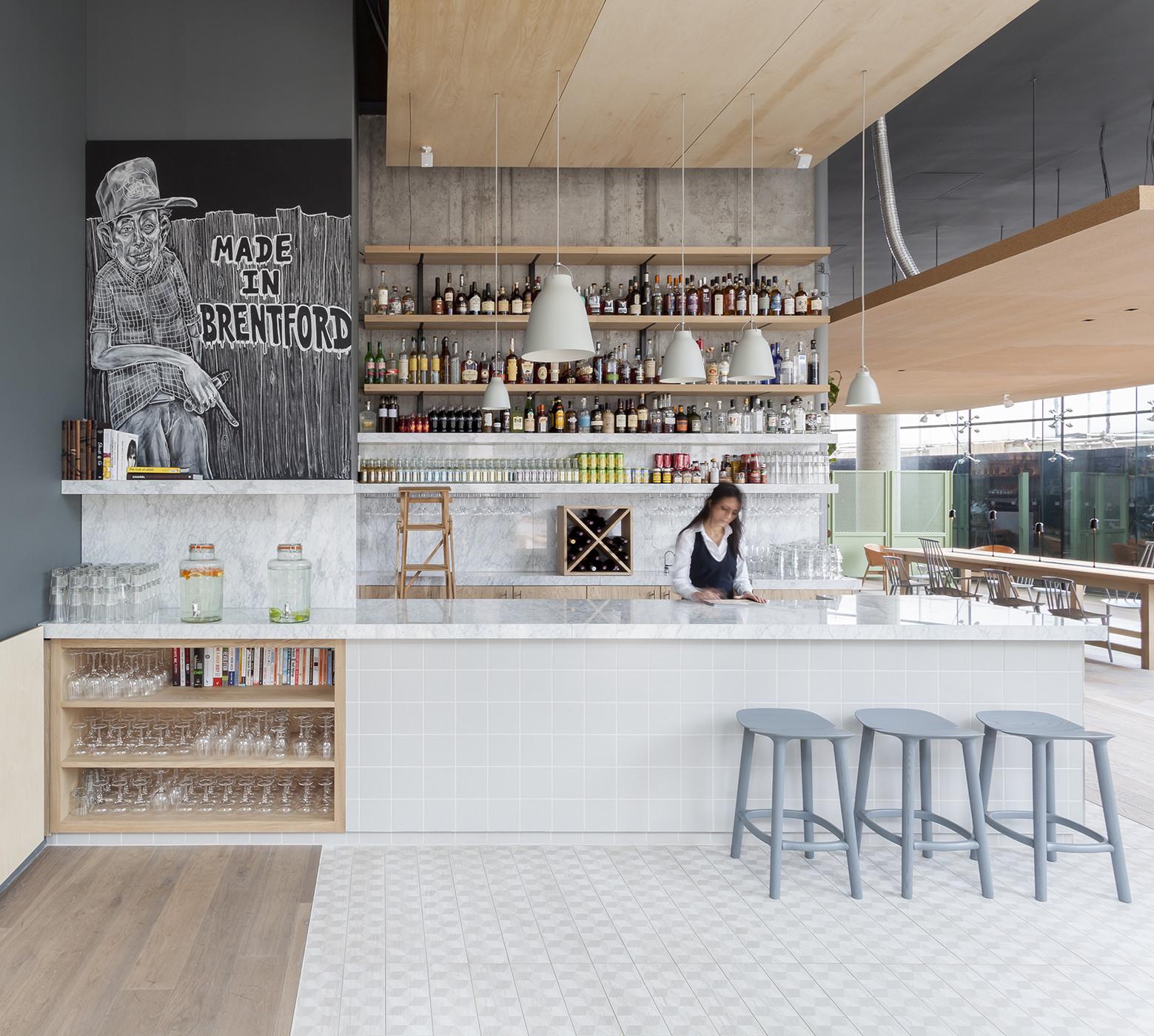 Urban villa london grzywinski pons archdaily for Designhotel 54