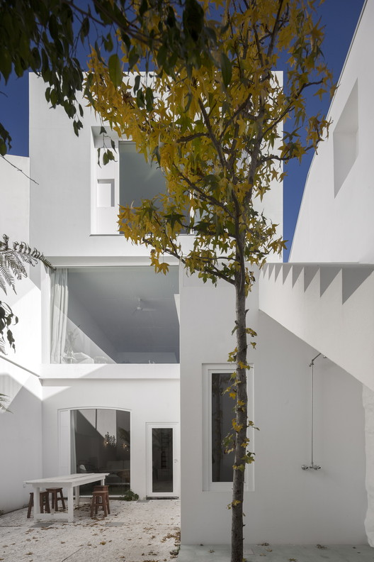 Casa de los Placeres / José Adrião Arquitectos, © Fernando Guerra | FG+SG