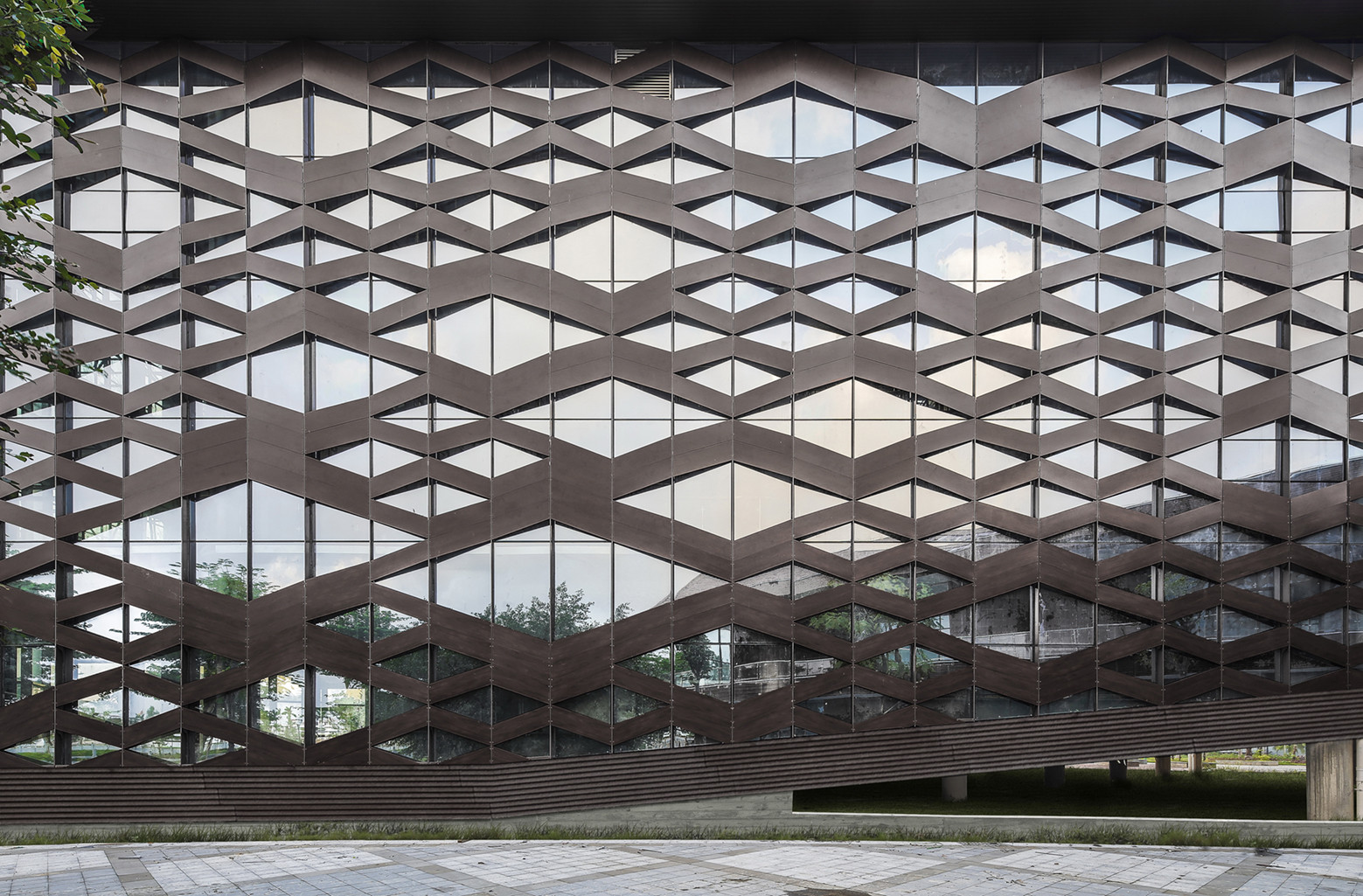 Xinglong Visitor Center / Atelier Alter, Courtesy of Atelier Alter
