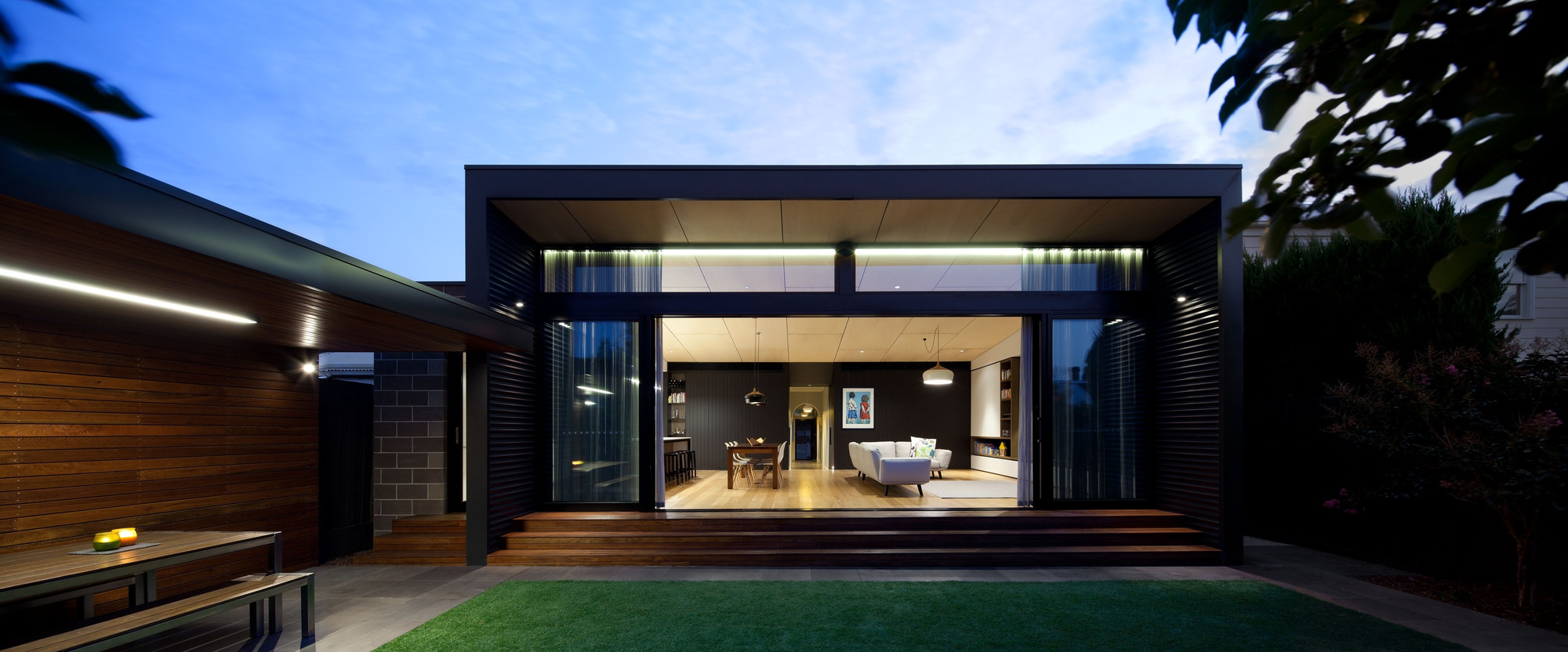 Hawthorn House / Chan Architecture, © Folded Bird Photography – Brendan Finn
