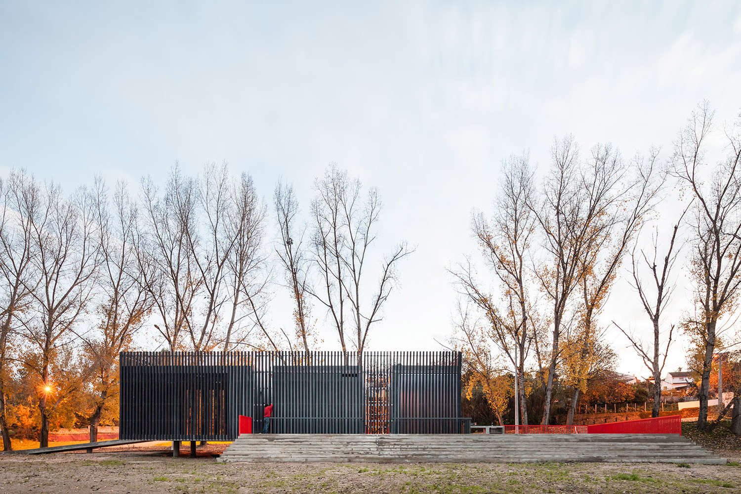 Alvega Canoeing Center / ateliermob