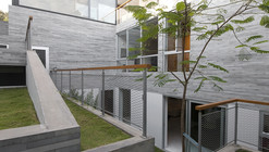 Spiral Garden House / 51-1 arquitectos
