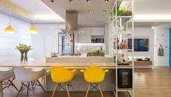 Trama Apartment / Semerene Arquitetura Interior