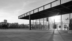Clássicos da Arquitetura: Neue Nationalgalerie / Mies Van der Rohe