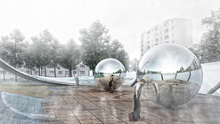 SO/AP Architectes' Warsaw Memorial Places Unity at its Center