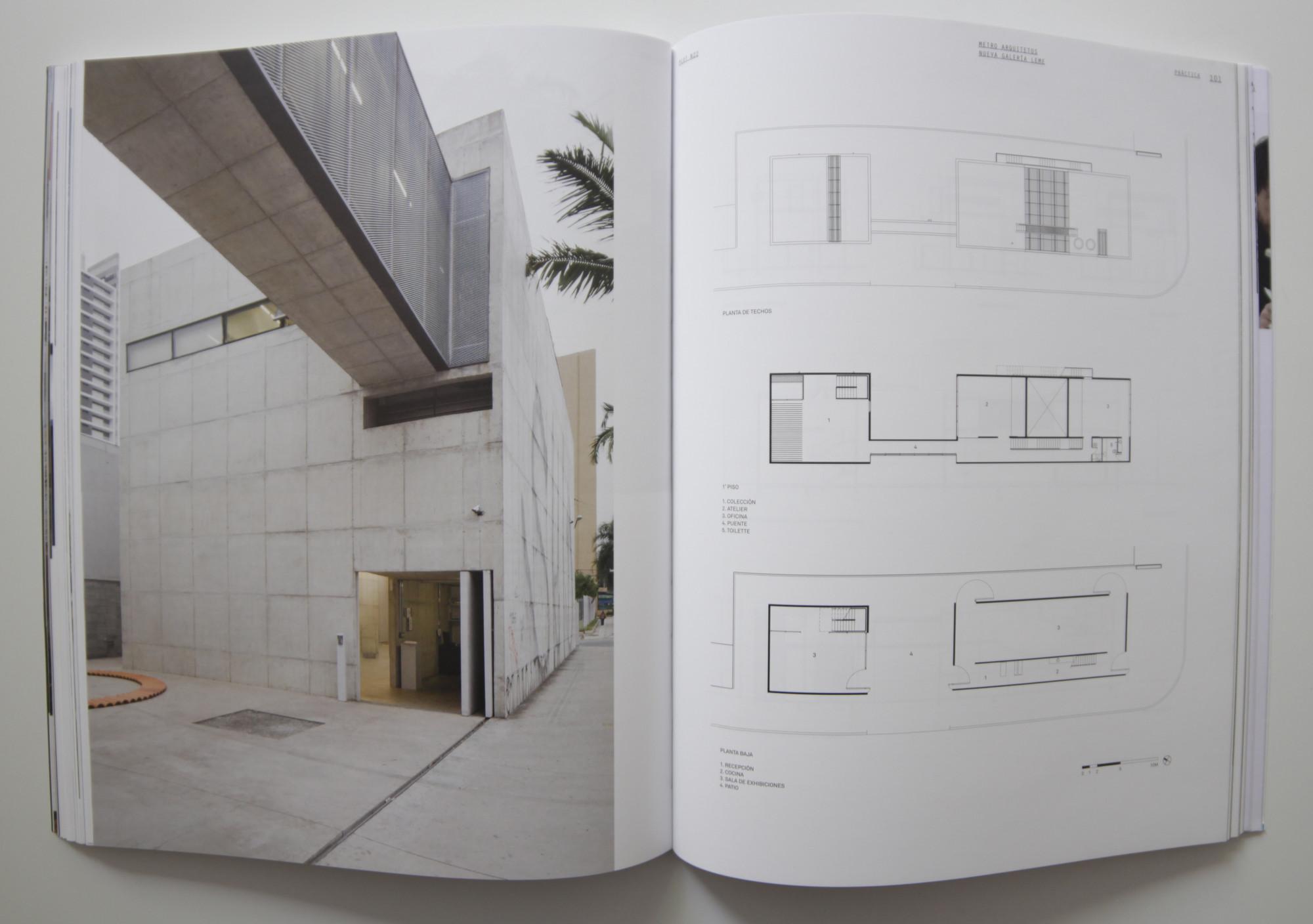 Nueva galería Leme, Metro arquitetos. Image Cortesia de PLOT