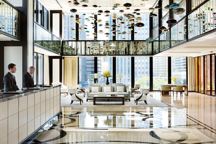 Gallery of mediating mies dirk lohan 39 s langham hotel for Designhotel 54