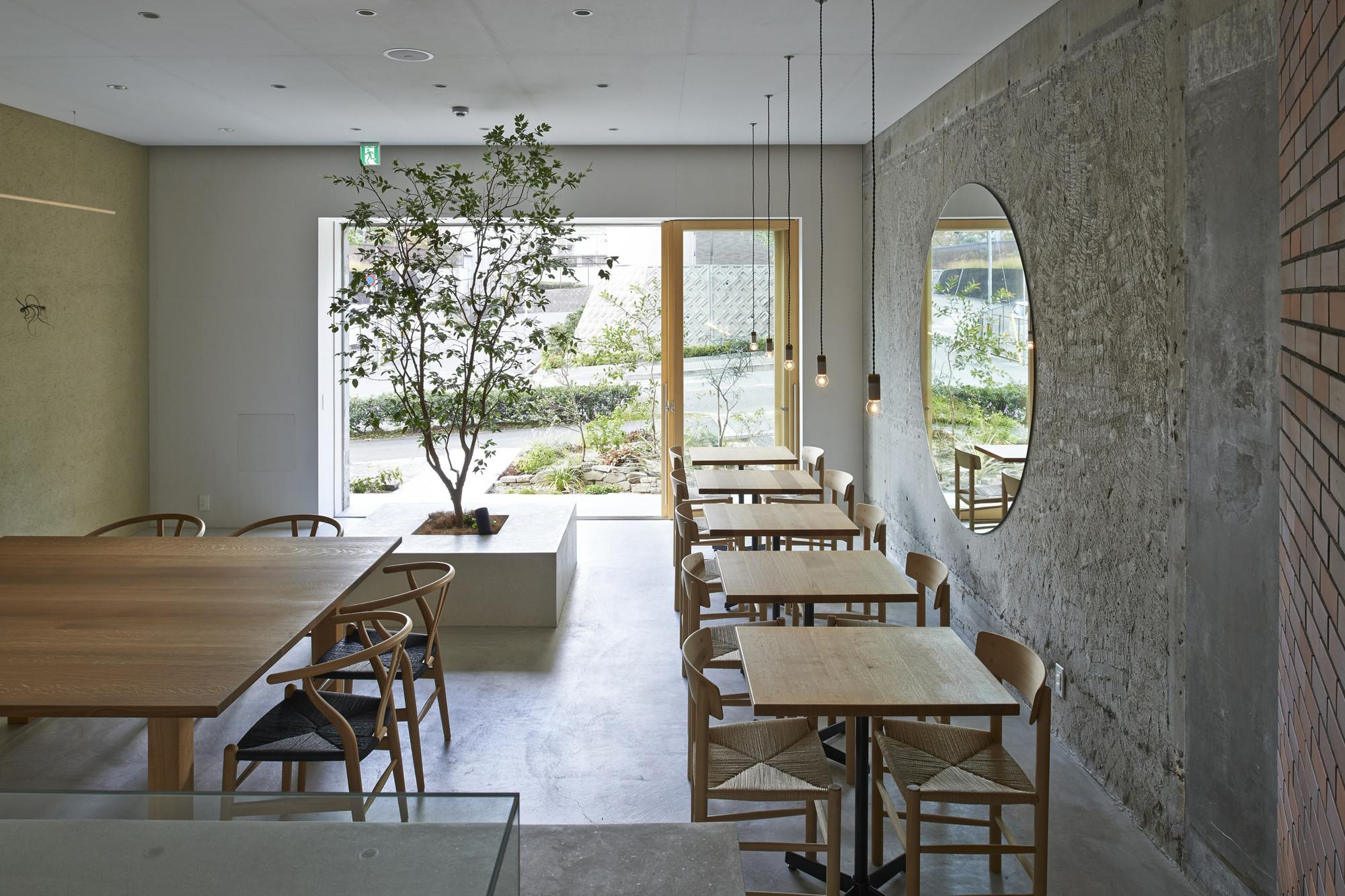 ito-biyori cafe / ninkipen! | archdaily