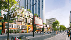 City of Paris Approves MVRDV's Restructuring of Montparnasse Superblock