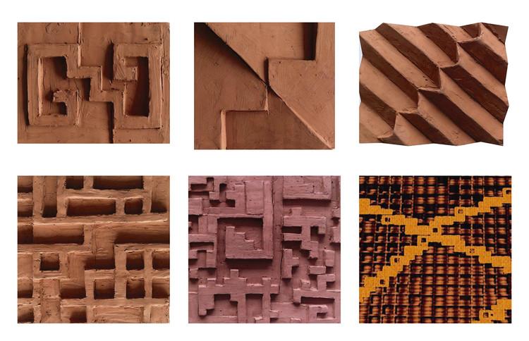Aproximaciones a la trama de exhumación y proceso de diseño con la escultora Milagros Arias. Image Cortesía de Awaq Estudio + Estudio Shicras