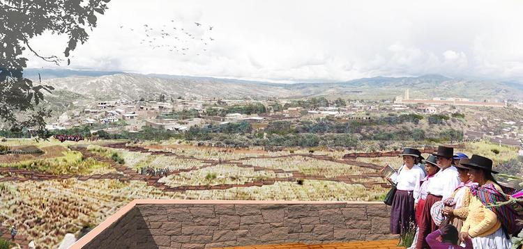 Santuario de la Memoria de la Hoyada en Perú: un espacio para la sanación y la reconciliación, Cortesía de Awaq Estudio + Estudio Shicras