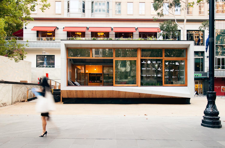 ArchiBlox diseña la primera casa prefabricada carbono positivo del mundo, © Tom Ross