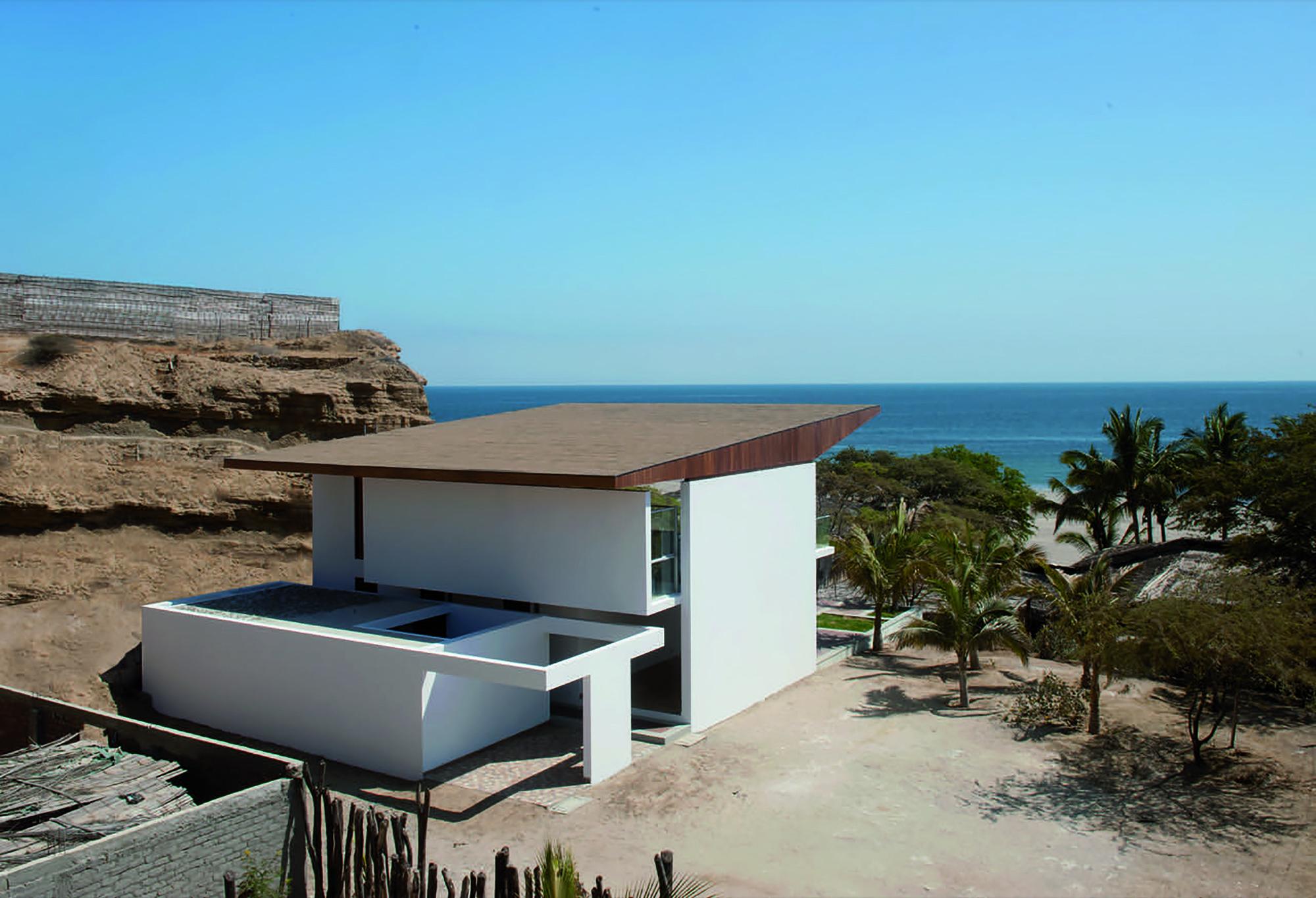Casa en Punta Veleros  / Artadi Arquitectos, © Elsa Ramirez