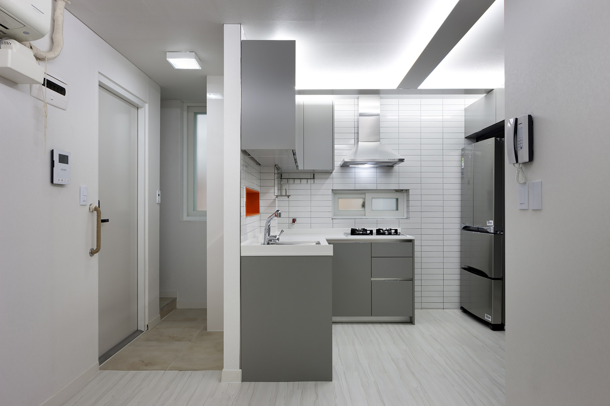 Small Studio Kitchen Studio Gaon Office Archdaily