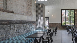 Cafe Fargo / Davidson Rafailidis