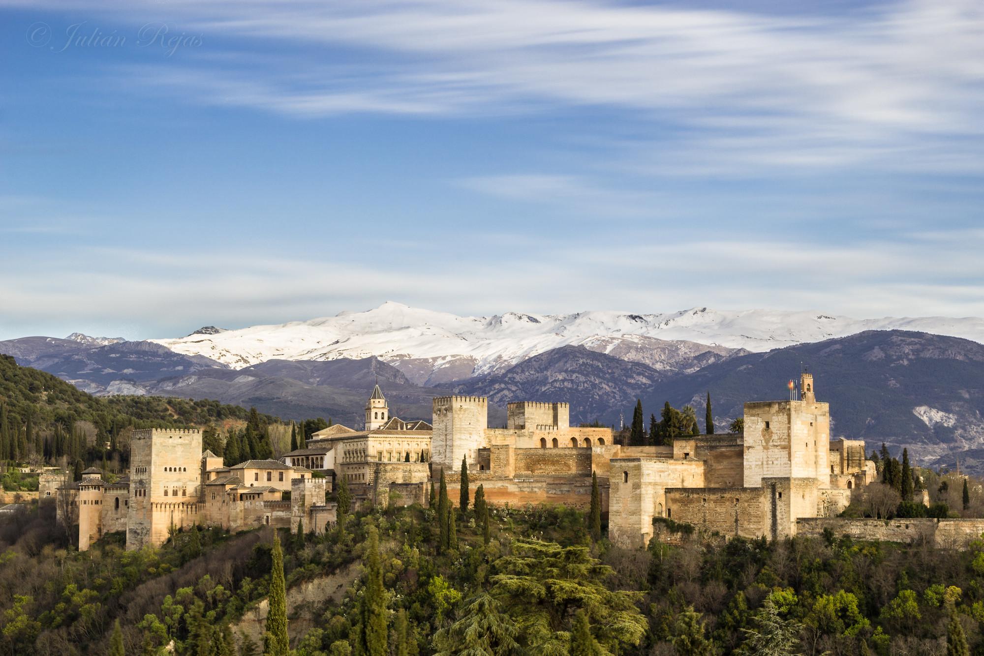 La Alhambra. Image © Julián Rejas De Castro [Flickr CC]