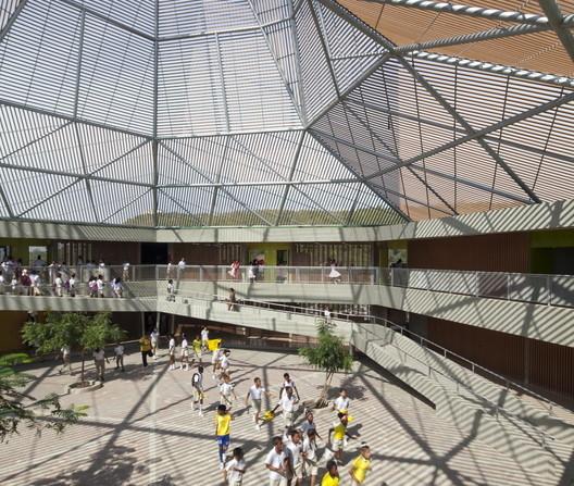 Archivo: Arquitectura Educacional Colombiana, © Sergio Gomez