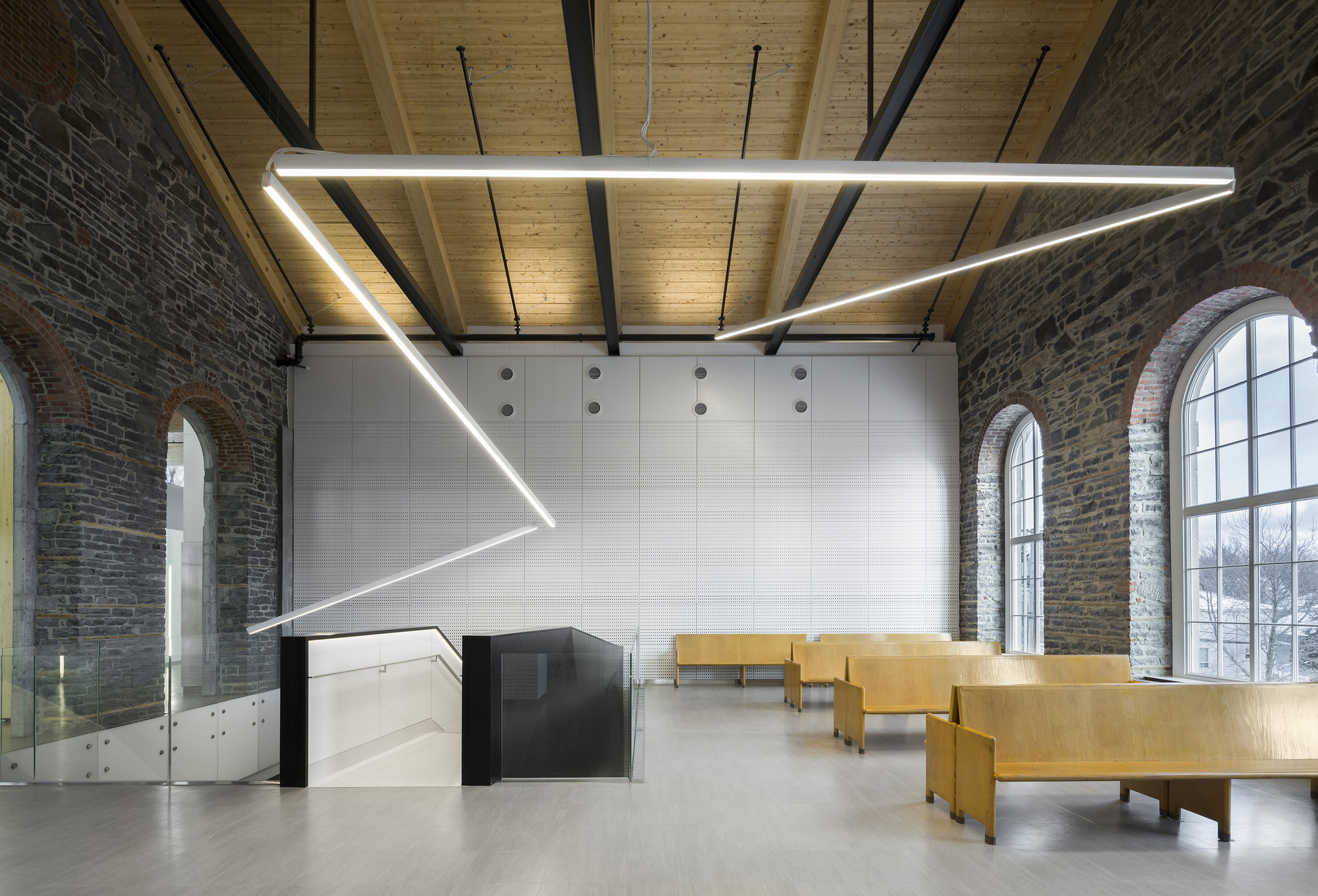 Gallery Of Montmagny Courthouse Ccm2 Architectes