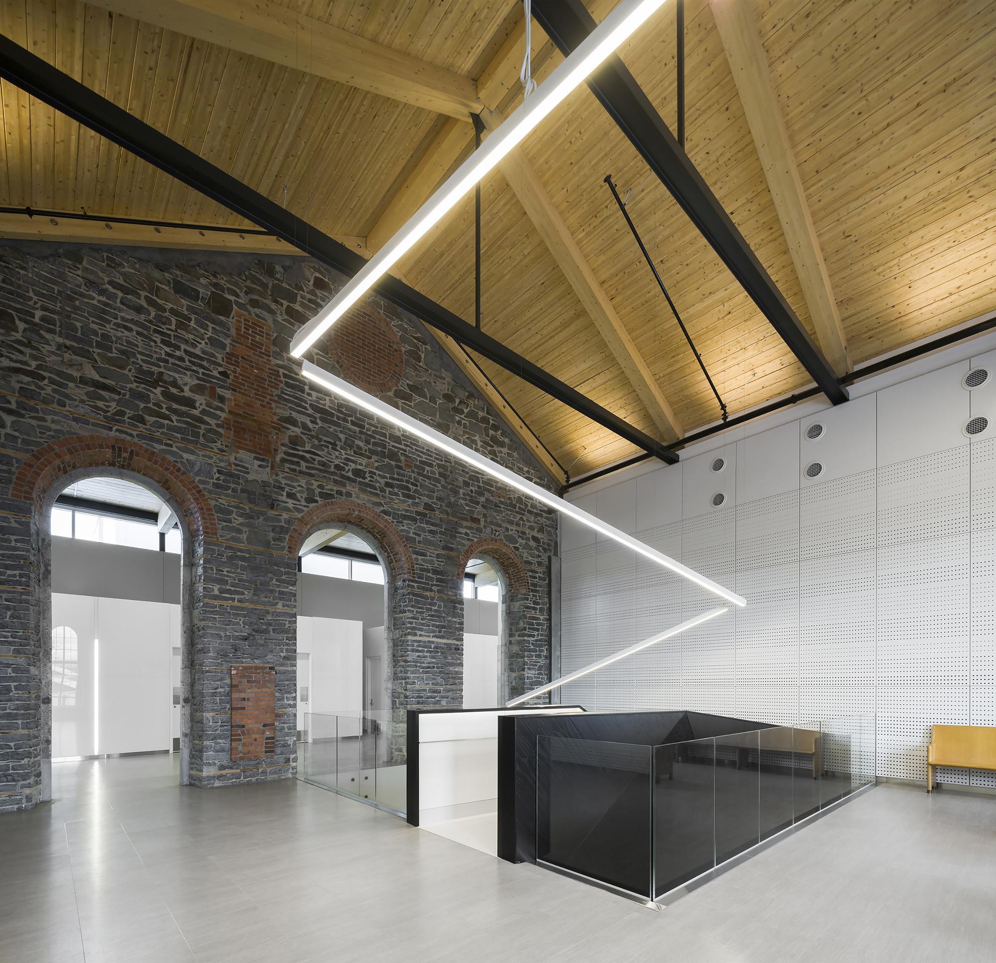 Palacio de Justicia de Montmagny / CCM2 Architectes + Groupe A + Roy-Jacques Architectes, © Stéphane Groleau