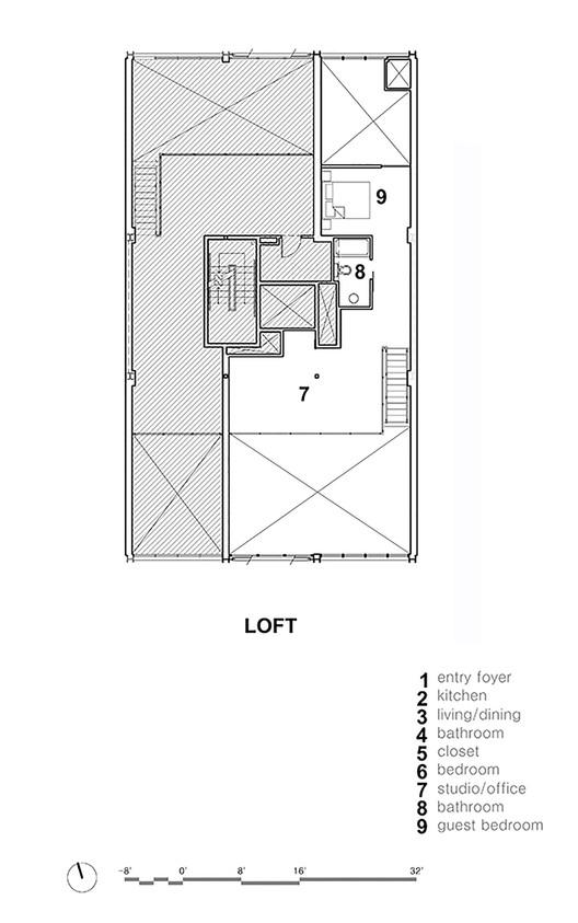 Planta Loft