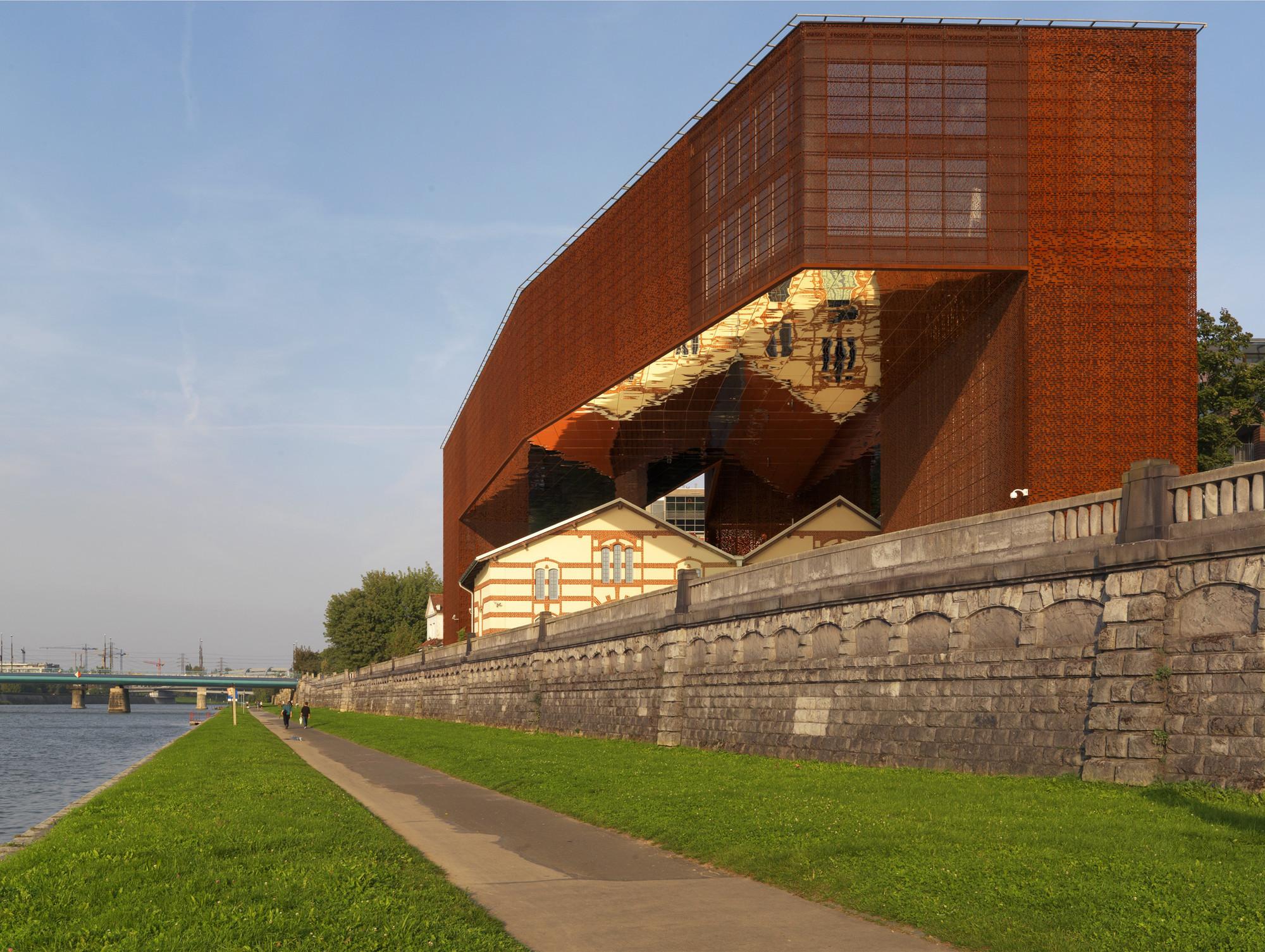 CRICOTEKA Museum of Tadeusz Kantor / Wizja + nsMoonStudio, © Wojciech Kryński
