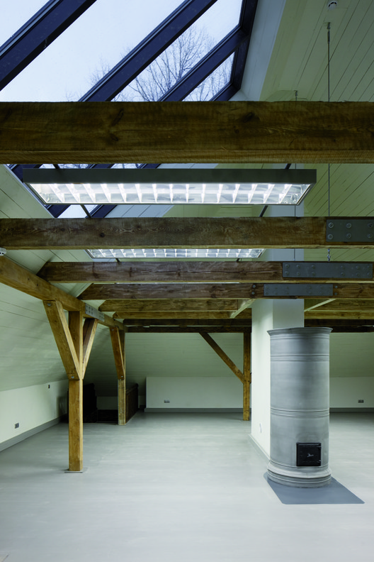 Wooden Building Reconstruction of Riga School Of Design And Art / Zaigas Gailes birojs, © Ansis Starks