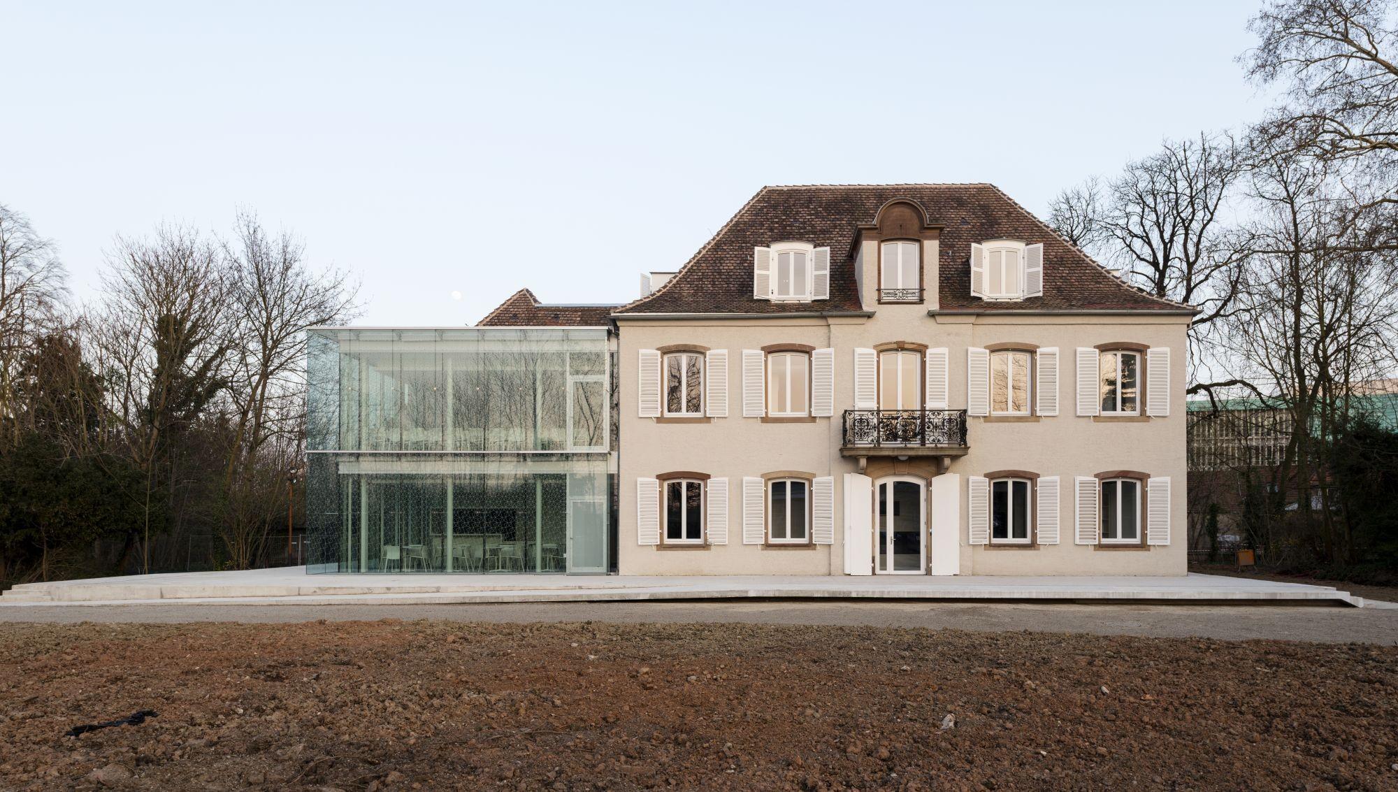 The Kayserguet Villa a Space of Europeanness / Weber + Keiling + IOWE Architectures, © Florian TJEDJE
