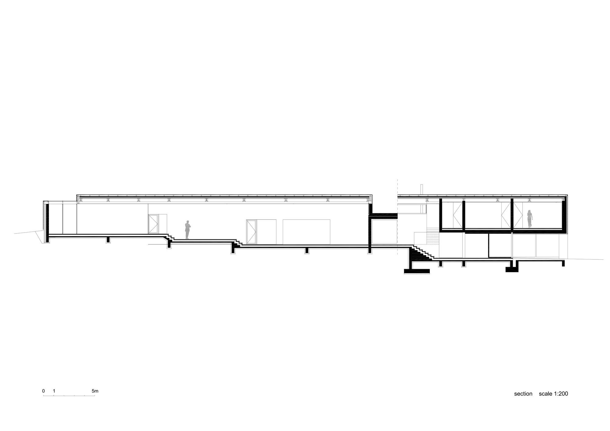 Gallery of Slight Slope Long House / I/O Architects - 20: www.archdaily.com/602515/slight-slope-long-house-i-o-architects...